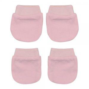 Mamas Pink Mittens